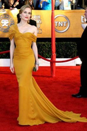 diane_kruger_elegant_yellow_chiffon_red_carpet_formal_dress__1