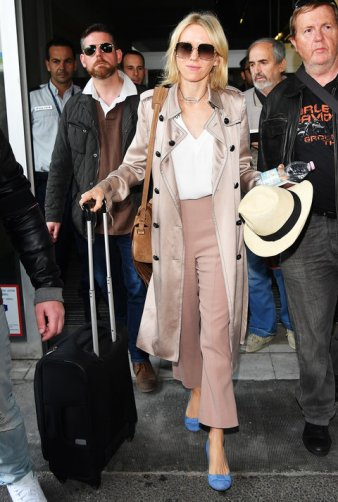 Celebrity Sightings At Nice Airport - May 10, 2016 - The 69th Annual Cannes Film Festival